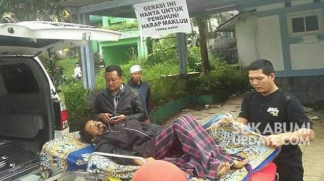Geger! Sudah Dinyatakan Mati, Jenggo Ditemukan Berkeliaran di Cianjur