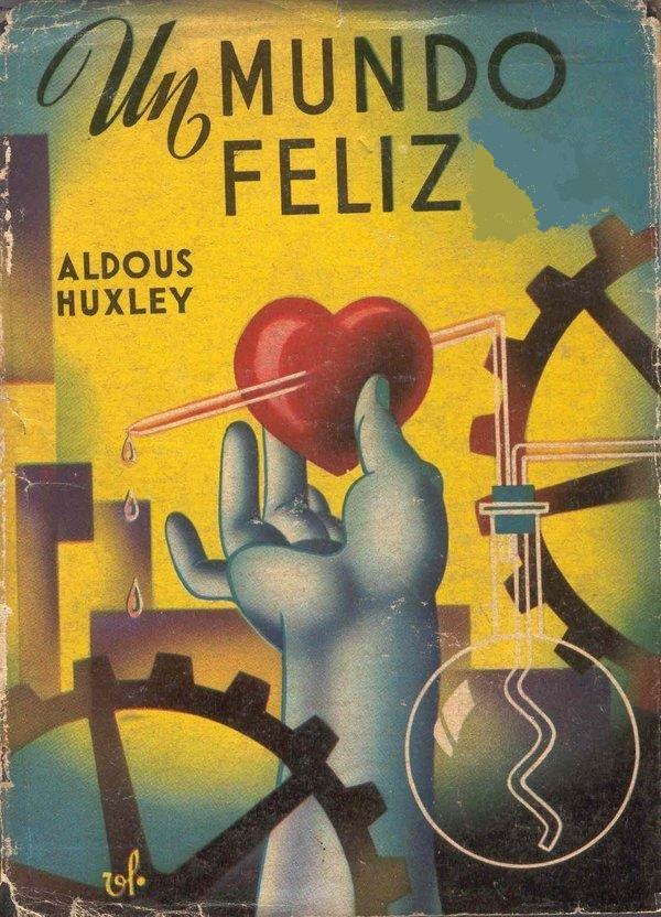 """Pfizer y su mención histórica en """"Un mundo feliz"""" de Aldous Huxley"""