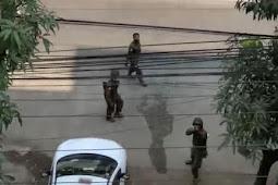 Junta Militer Minta Pemerintah India Kembalikan 8 Polisi Myanmar yang Kabur