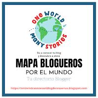 Mapa Blogueros