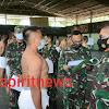 Kasdam Hasanuddin Pimpin Sidang Pantukhir Catar Akmil
