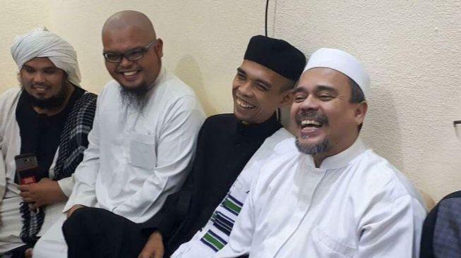 PKS Soroti Peluang Habib Rizieq dan UAS Maju di Pilpres 2024