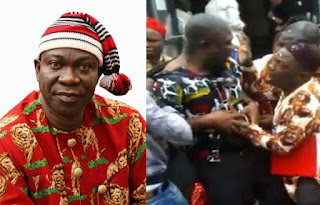 I was attacked by IPOB in Germany - Senator Ike Ekweremadu confirms, reveals why