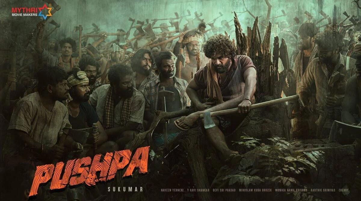 Pushpa: The Rise (2021)