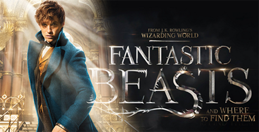 Download Fantastic Beasts and Where to Find Them (2016) HDRip 550mb Subtitle Indonesia