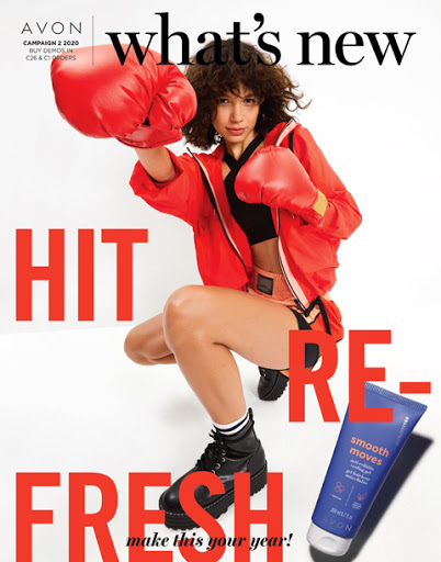 Click On Image To Learn About Avon What's New Campaign 2 2020