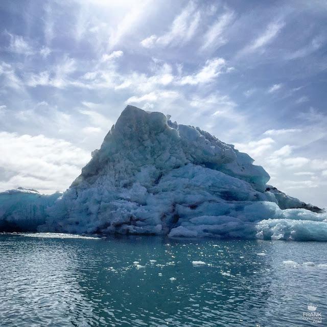 Iceberg en Jökulsárlón Islandia