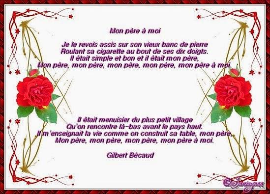 Citations Option Bonheur Poème Et Panneau Pour La Fête Des