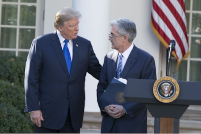 Trump trashes 'meaningless numbers' as Fed meets