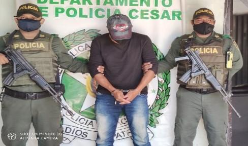 hoyennoticia.com, Mató hace dos años en Medellín y fue encontrado en zona rural del sur del Cesar
