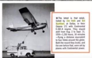 اطول واغرب رحلة طيران في التاريخ