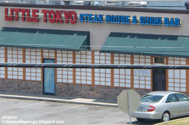 Japanese Restaurant In Milledgeville Ga