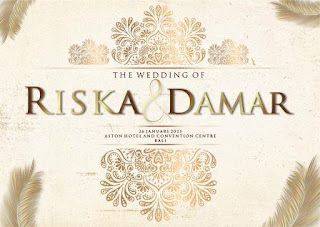 26012021 THE WEDDING OF RISKA AND DAMAR AT ASTON DENPASAR HOTEL AND CONVENTION CENTRE BALI