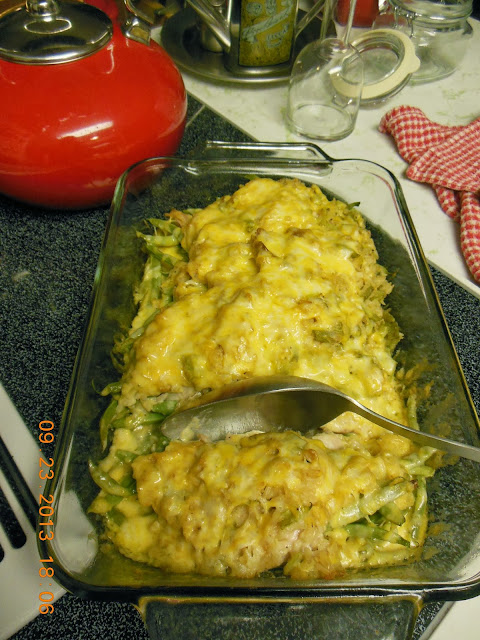 Green Bean Chicken Divan