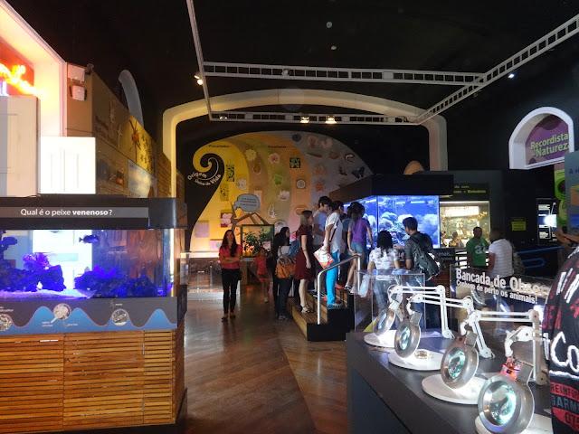 Passeio Excelente - Museu Catavento