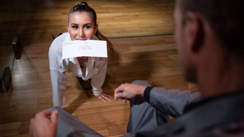 Babes – Office Domination – Paige Owens