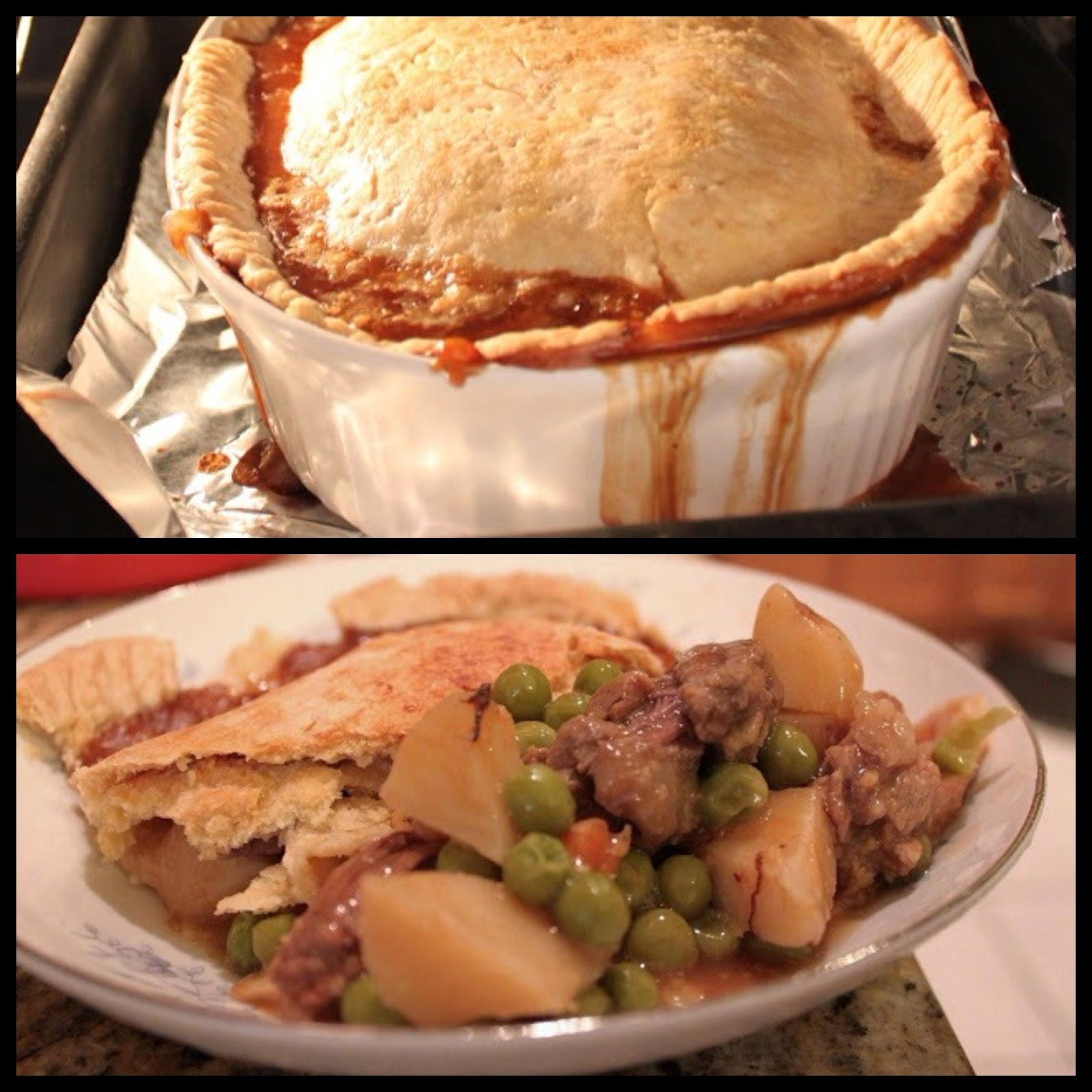 Leftover prime rib pot pie whats cookin italian style cuisine pot pie using leftover prime rib forumfinder Image collections