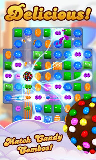 Candy Crush Saga screenshot 0
