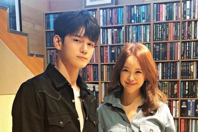 Ong Seong Wu dan Baek Ji Young Akan Duet Bersama Dalam Lagu Terbaru
