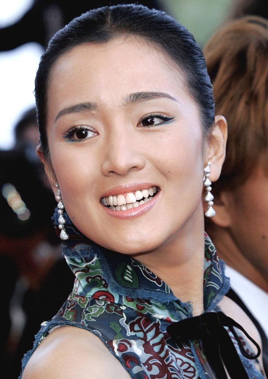 Diagram Gong Li Biography