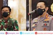 Anggota TNI-Polri Bertugas di Papua, Panglima dan Kapolri Beri Arahan Khusus