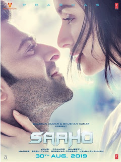 Saaho First Look Poster 7