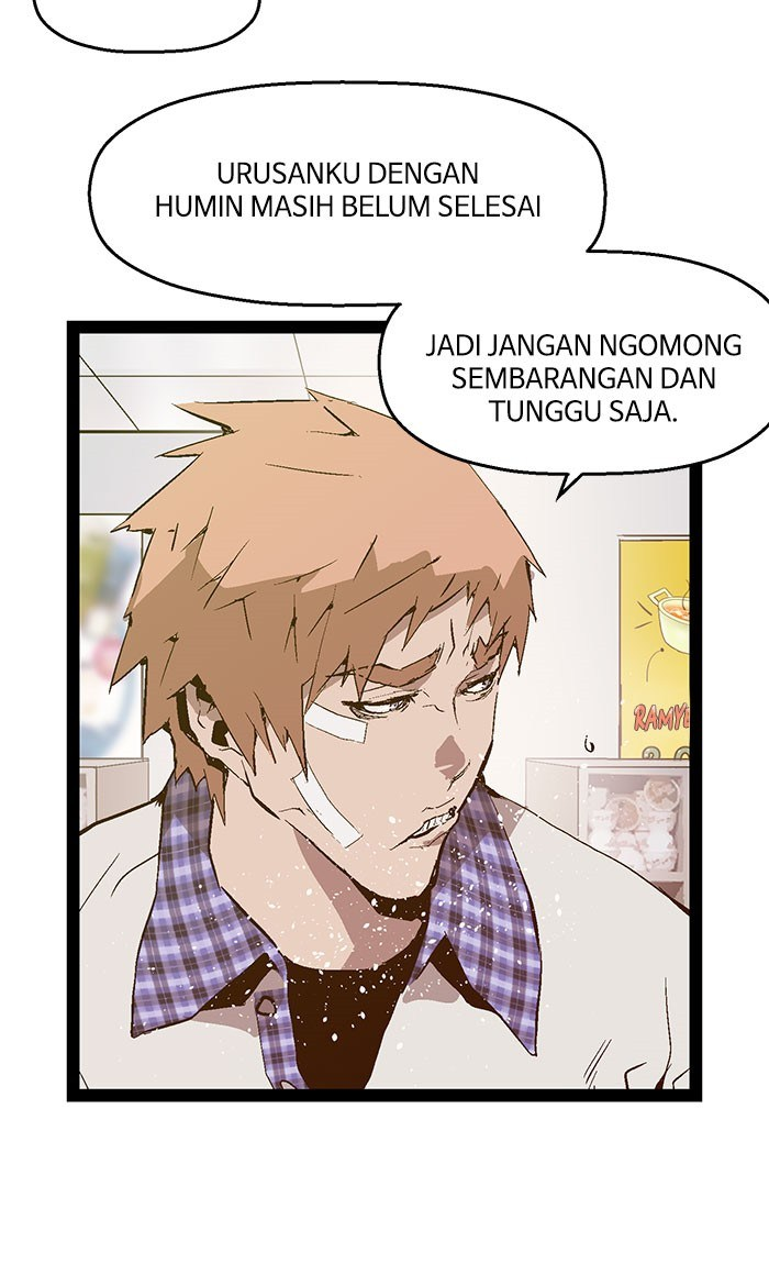 Webtoon Weak Hero Bahasa Indonesia Chapter 43