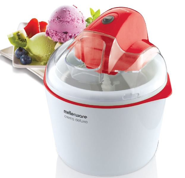 Deluxe Ice Cream Maker