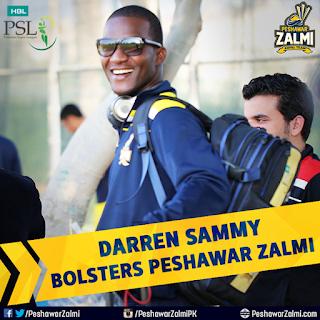 Darren Sammy - Peshawar Zalmi