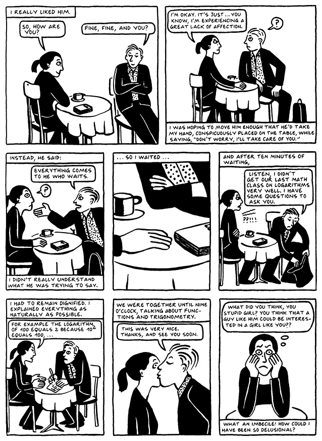 Read Chapter 7 - Hide and Seek, page 63, from Marjane Satrapi's Persepolis 2 - The Story of a Return