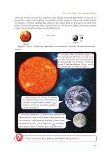 6. Sınıf Türkçe Çalışma Kitabı Cevapları Eksen Sayfa 235