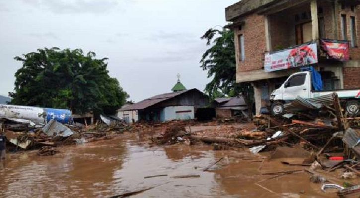 Korban Banjir NTT Mencapai 68 Orang, 70 Orang Hilang