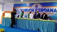 Wisuda Perdana Pesantren Ummul Qura Indonesia Tahun 2021
