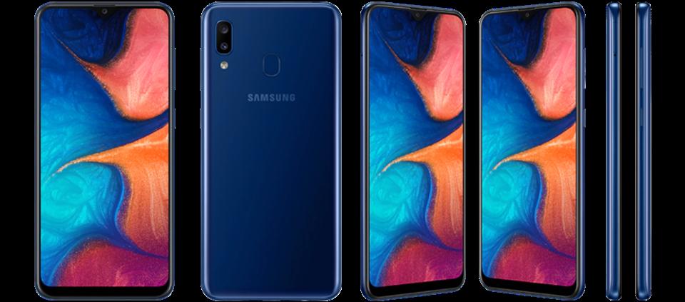 Cara Hard Reset Samsung Galaxy A20 Bootloop Lupa Pola Fone Tekno