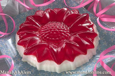 حلو الوردة الحمراء