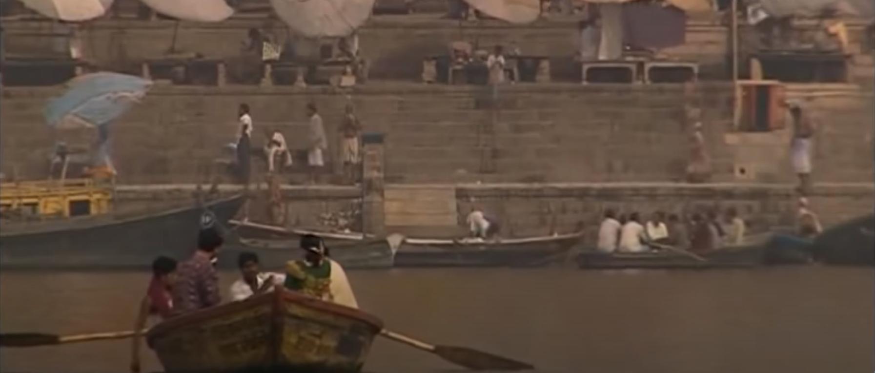 Индуисты река Ганг