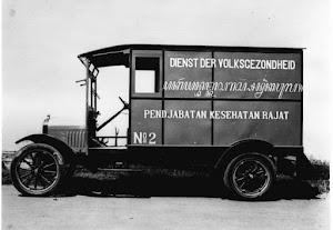 Penanggulangan Flu Spanyol di Hindia Belanda 1918-1919
