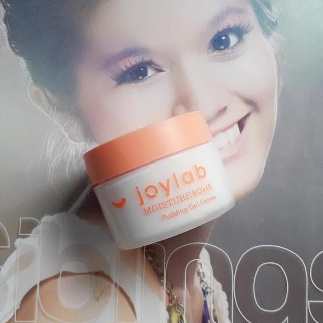 Joylab Moisture Bomb Pudding Gel Cream