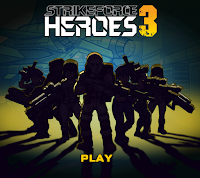 العاب أبطال القوة الضاربة 3