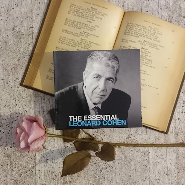 [Music Monday] Leonard Cohen - The Essential