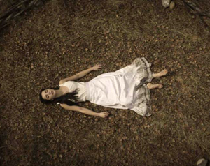 Jessica Reynolds en The curse of audrey earnshaw