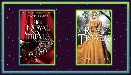 Recensione | The Royals Trials - Il Cercatore e The Royal Trials - Heir, di Tate James