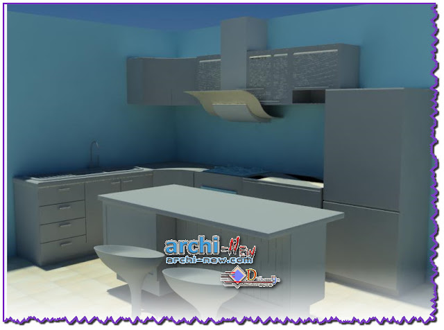 download-3d-max-file-kitchen-3dmax