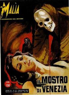 El monstruo de venecia (1996) Terror con Maureen Brown