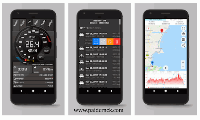 Digital Dashboard GPS Pro Latest