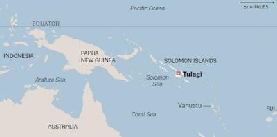 Tulagi Island
