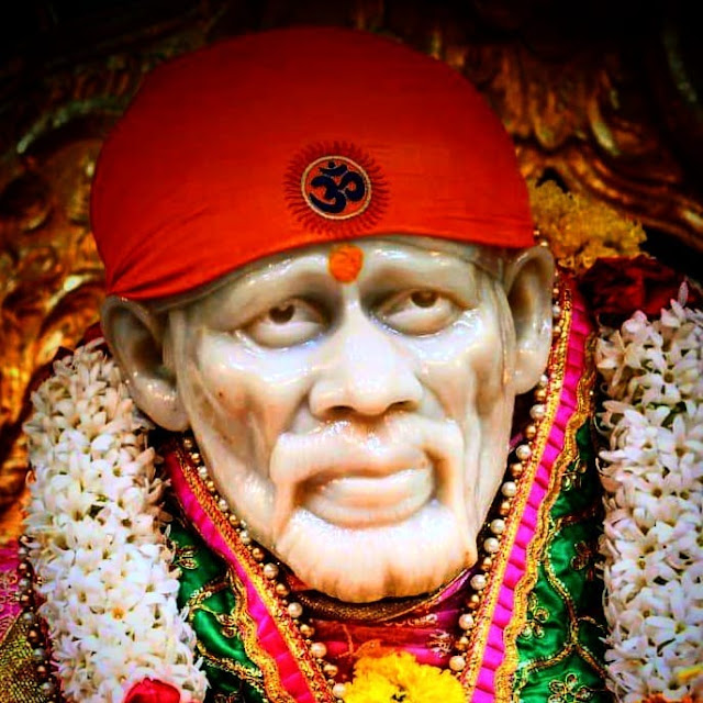 shirdi sai good morning image