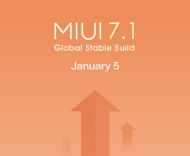 Xiaomi MIUI 7.1 - Android Marshmallow