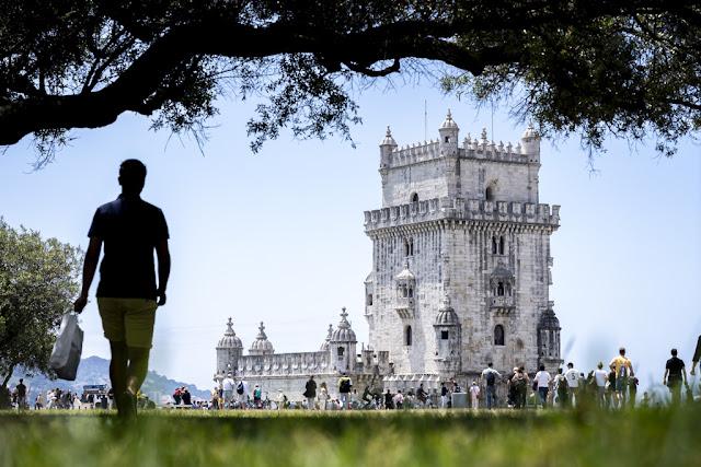 'Torre de Belem' por Carlos Larios