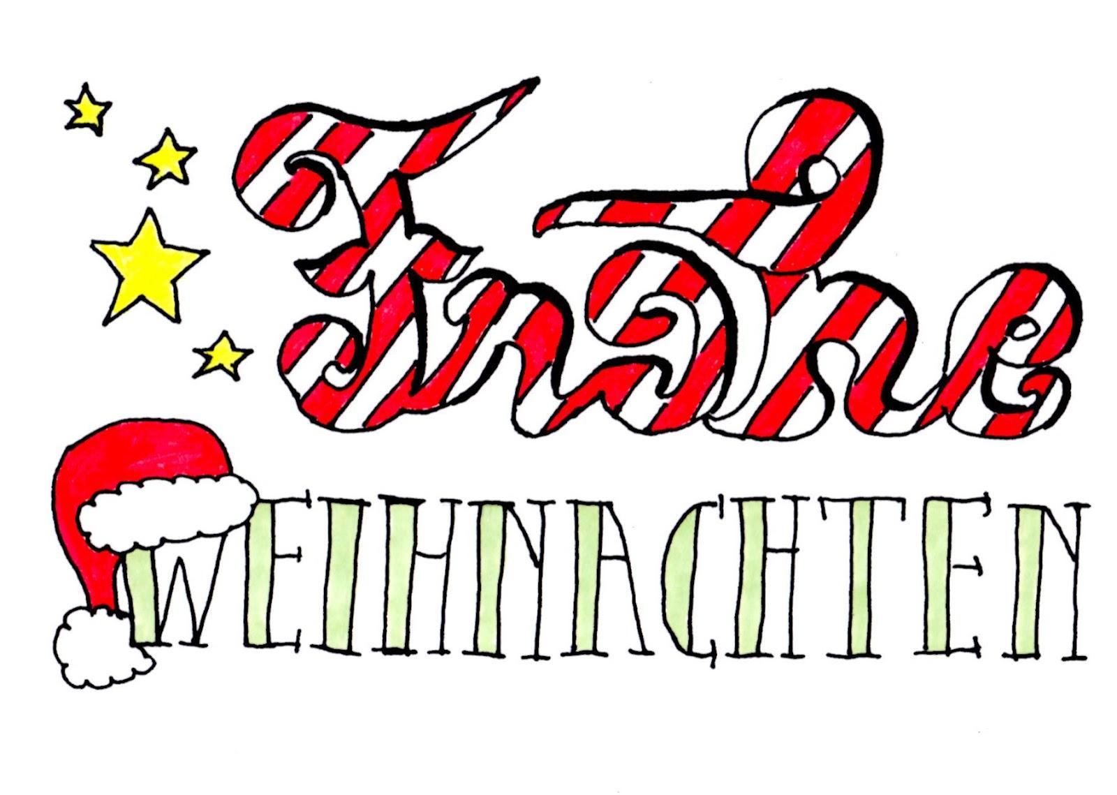 Der Duft von Büchern und Kaffee: Frohe Weihnachten